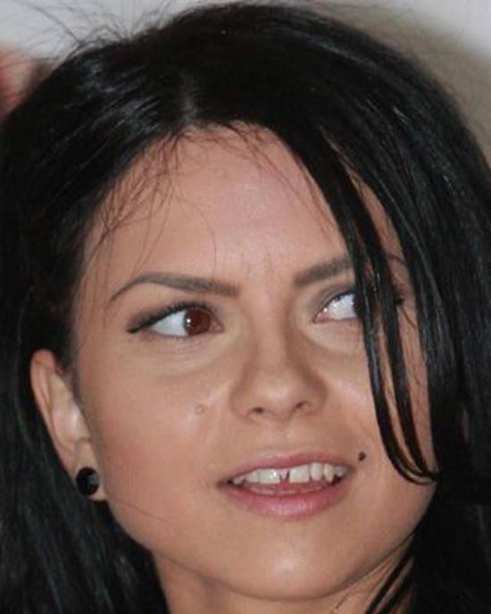 Фото певицы инны без макияжа