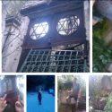 Акт вандализма на еврейском кладбище в Кишиневе (видео)