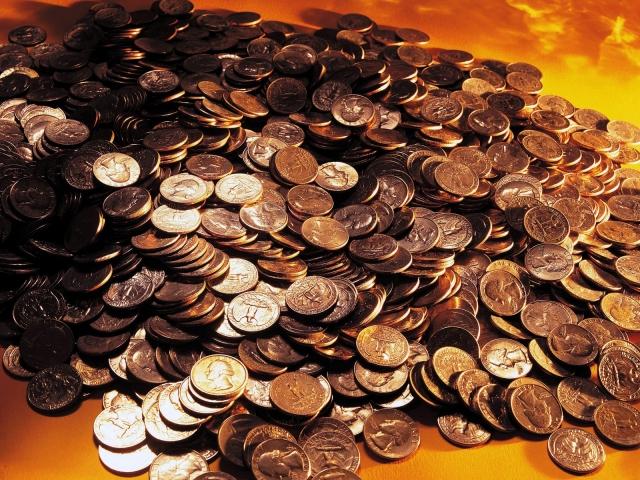 Монеты номиналом в 1 и 2 лея будут пущены в оборот до конца года