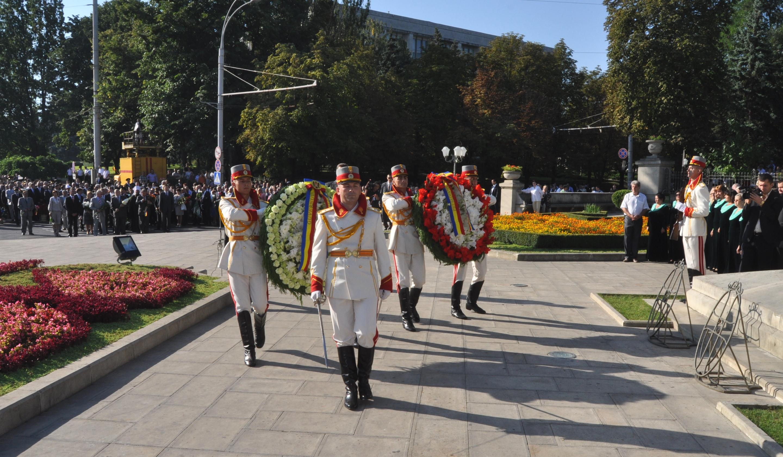 День Европы в Кишиневе перенесут с 9 на 14 мая