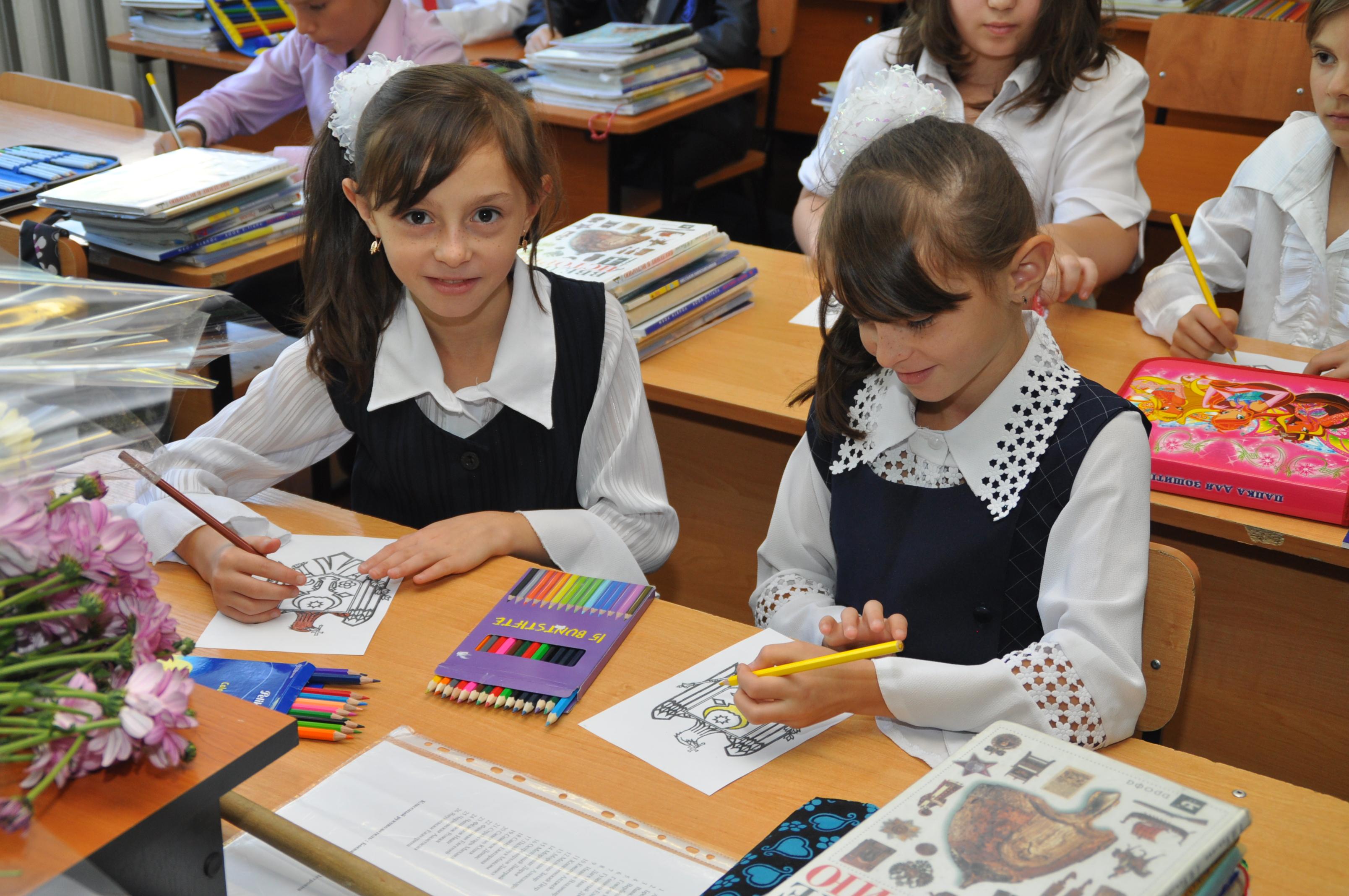 В следующем году в детских садах и школах будут изучать новый предмет