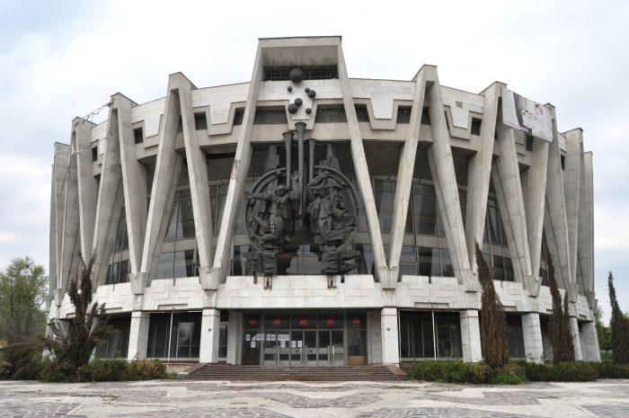 Здание кишиневского цирка будет отремонтировано