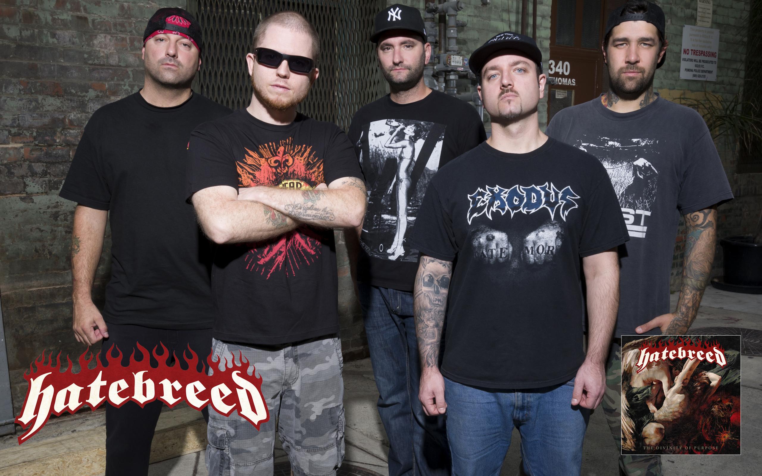 Hatebreed-2013. «Божественная цель» достигнута