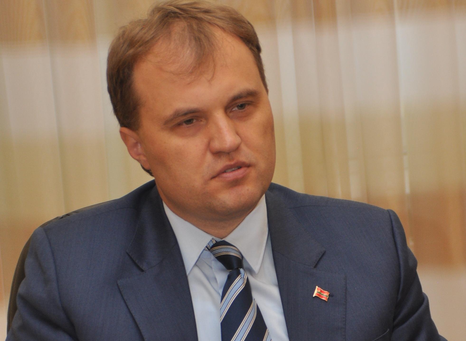 Президент ПМР: «Мы относимся с уважением ко всем нашим партнерам по переговорам»