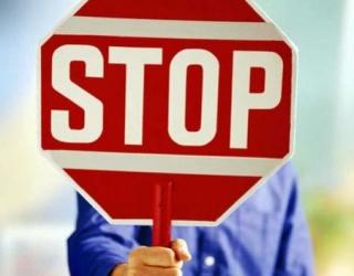 Водителей предупреждают о перекрытом участке улицы на Ботанике