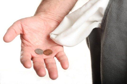 Топ-9 привычек бедности