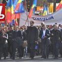 Кишинёв 3-го ноября.Дырка от бублика, а не ЕС!