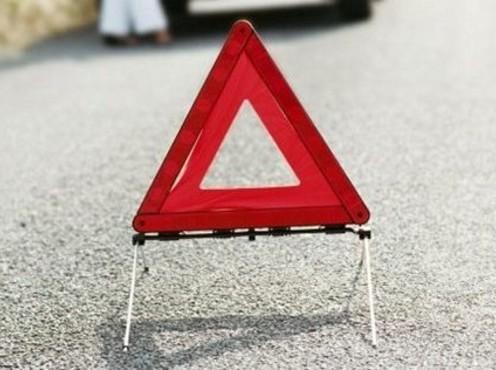 Цепная авария на трассе Кишинев-Страшены