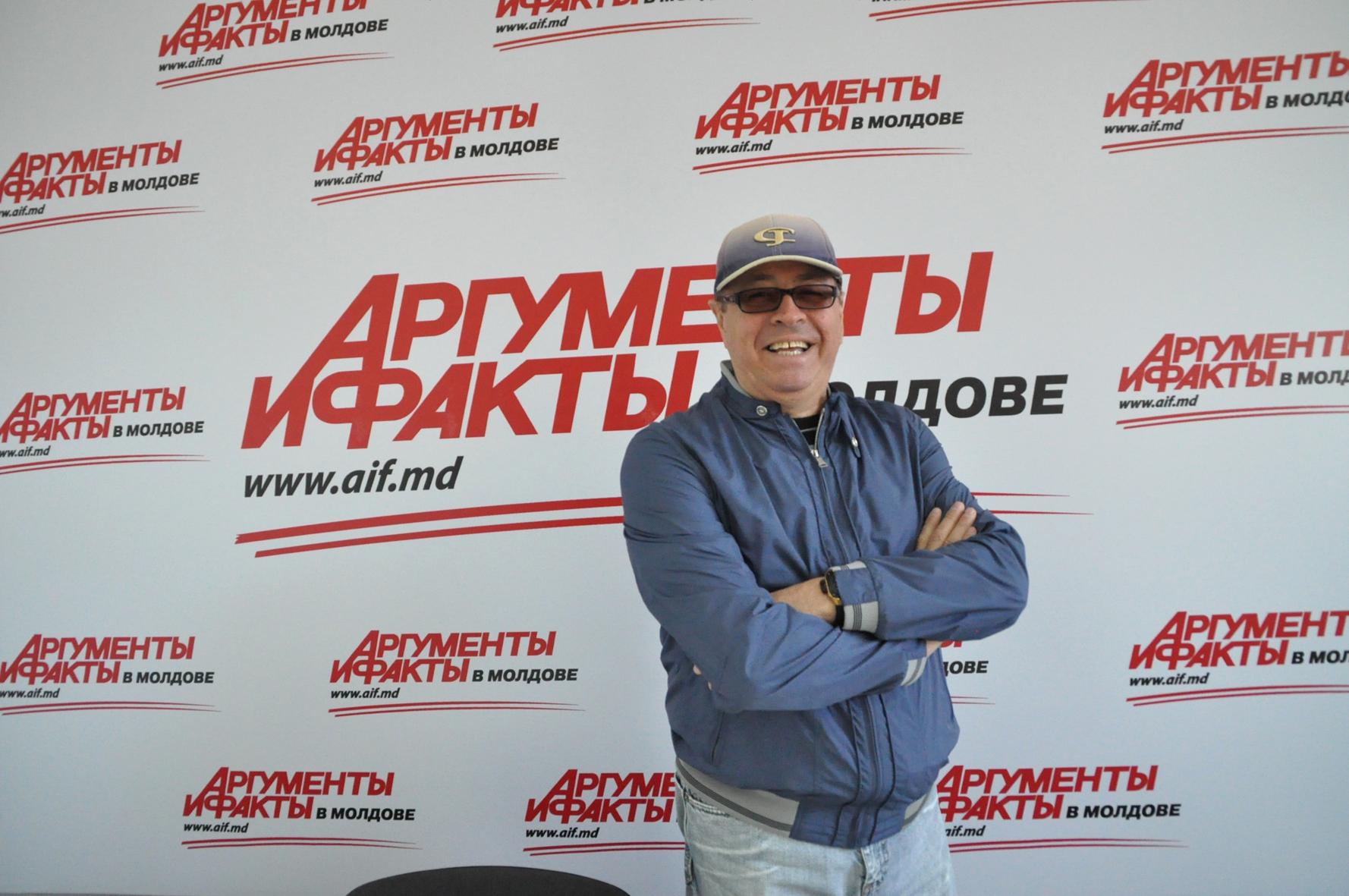 Народный артист Ион Суручану – о жизни, творчестве и планах