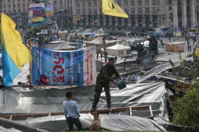 Порошенко заявил, что не исключает возможность нового Майдана