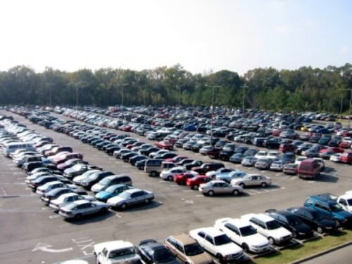 В центре Кишинева появится парковка на 2500 мест