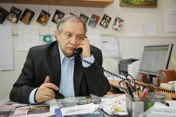 Путин наградил режиссера театра «С улицы роз» медалью Пушкина