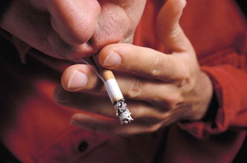 Исследование: каждый четвертый житель Молдовы курит