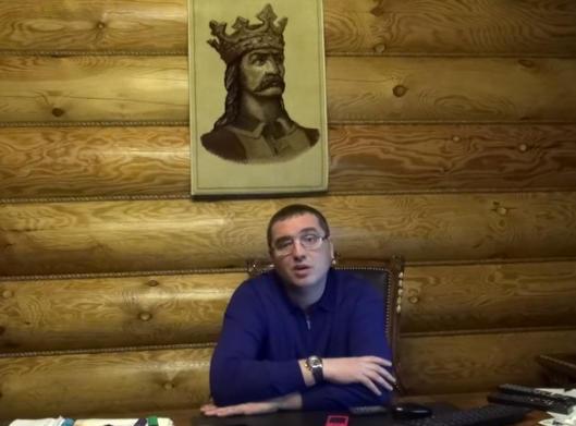 Ренато Усатый обратился к гражданам Республики Молдова