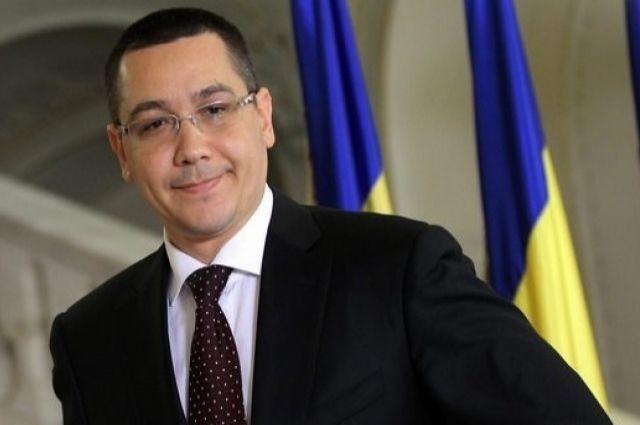 Понта лидирует на президентских выборах Румынии после подсчета 17% голосов