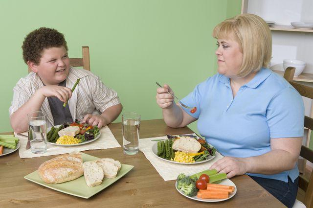 Как помочь ребёнку похудеть? 9 советов