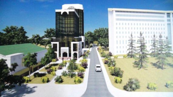 В парке Штефана чел Маре собираются строить гостиницу?