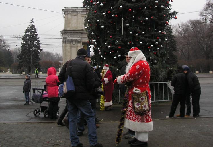 Первые колокольчики Рождества