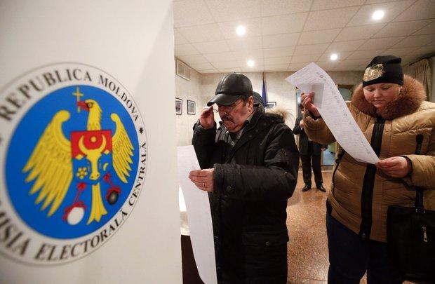 Подведены окончательные результаты выборов в Молдове
