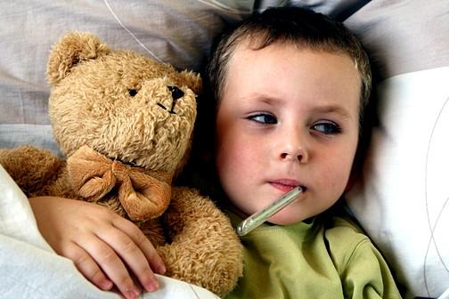 Дети в Молдове стали больше болеть