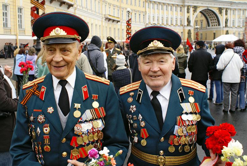 2015 год объявлен в Приднестровье годом ветеранов ВОВ