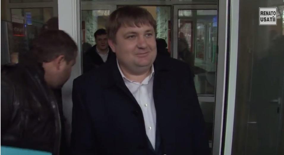 Суд освободил сторонника Ренато Усатого