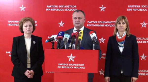 ПСРМ поддерживает кандидатуру Ирины Влах на выборах башкана Гагаузии