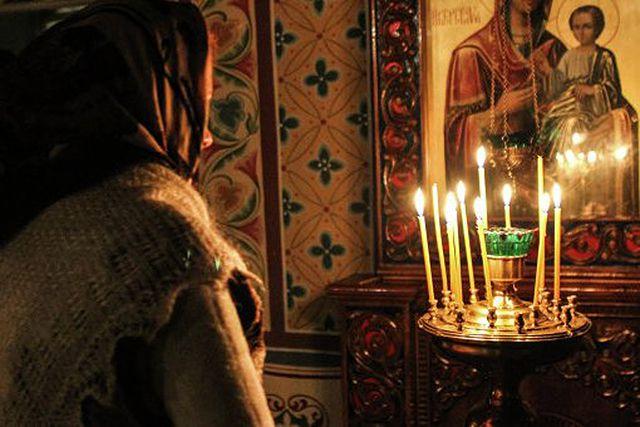 Православные христиане вступают в Великий пост
