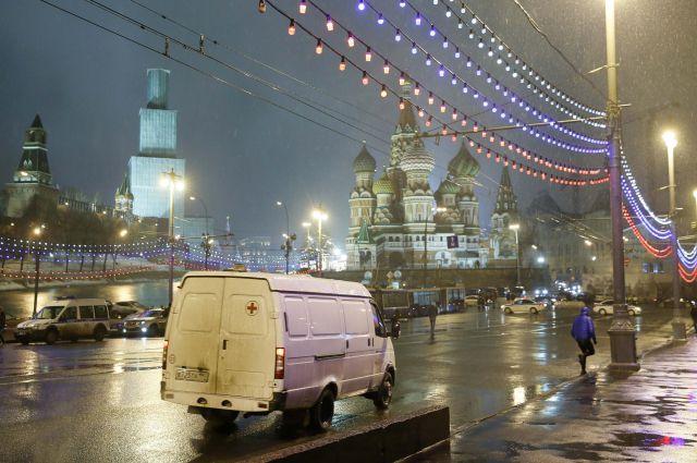 Ford, который ищут по делу об убийстве Немцова, принадлежит одному из ФГУП