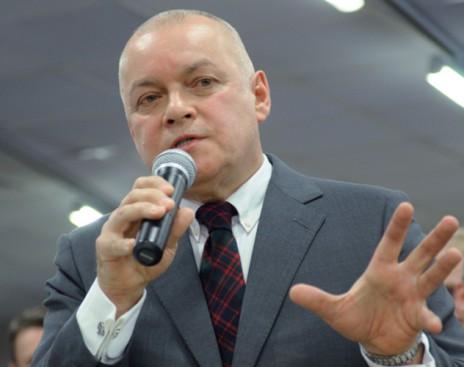 Киселев отреагировал на запрет въезда в РМ журналистам
