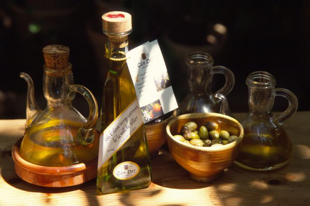 Подарок Афины. Оливковое масло отлично подойдет для ухода за лицом и телом