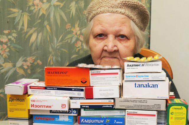 Ученые: некоторые препараты против аллергии увеличивают риск слабоумия
