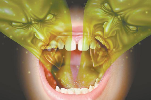 Несвежее дыхание. Как устранить дурной запах изо рта