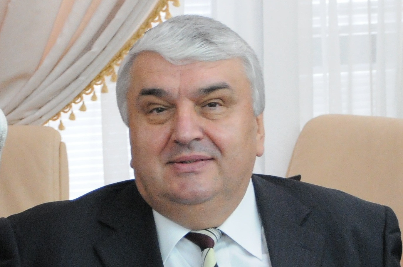 Серафим Урекян является кандидатом от ЛДПМ на пост примара