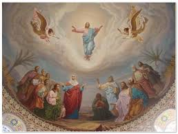 Православные христиане празднуют Вознесение Спасителя