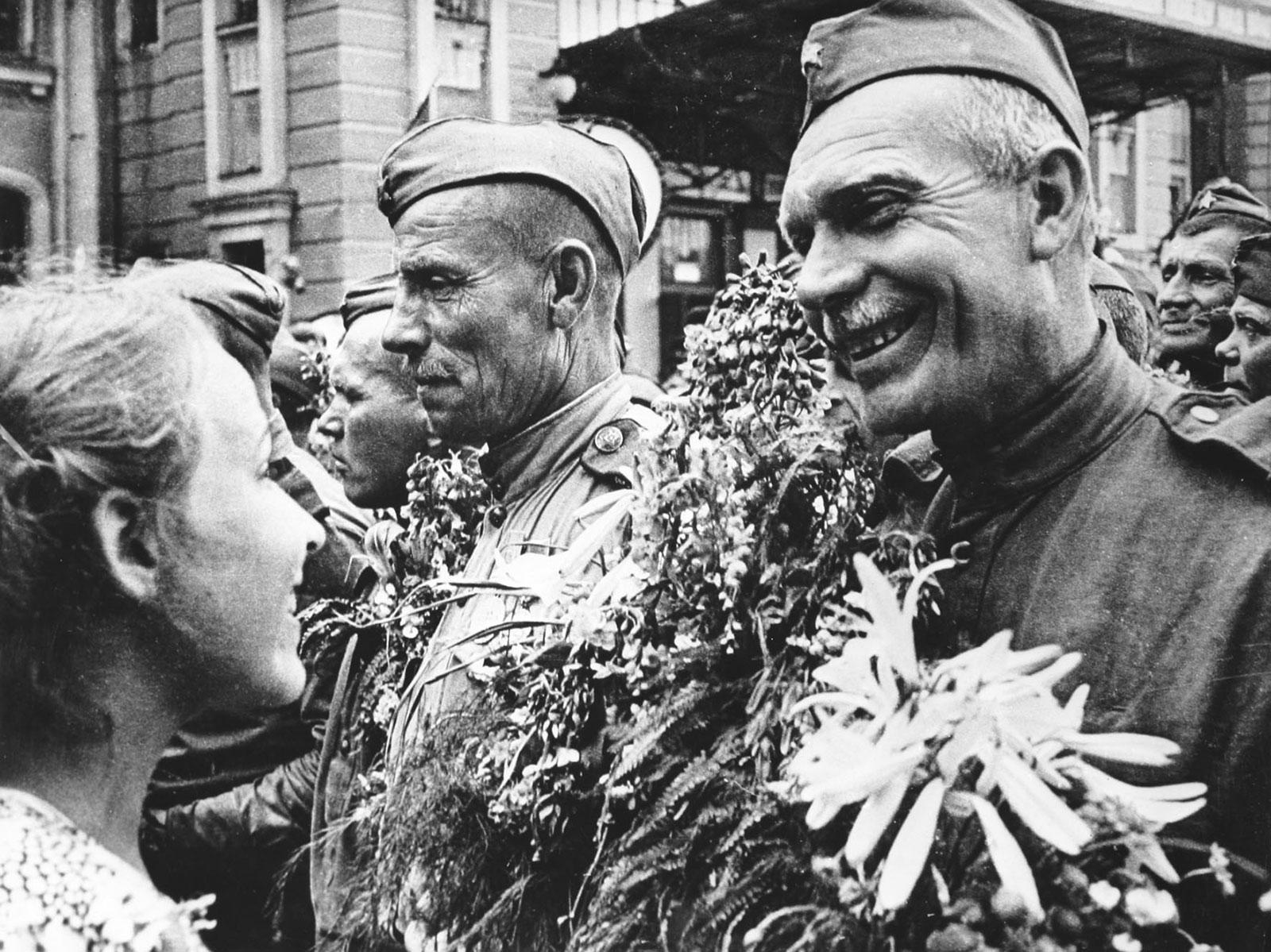 Маршем Победы отметят в Молдове годовщину освобождения от фашистской оккупации