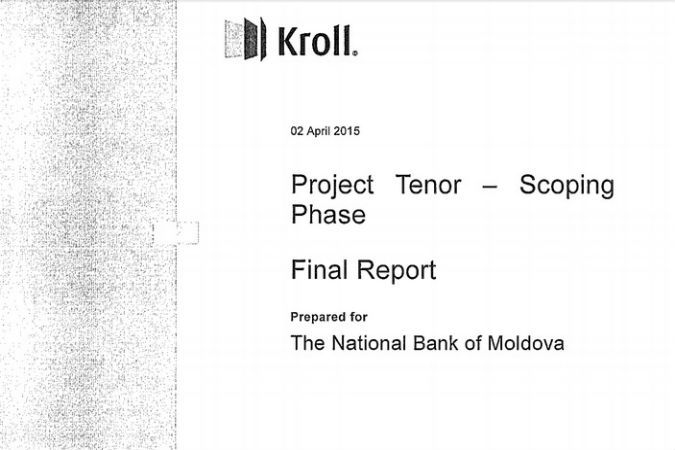В Cети появился отчет Kroll по украденному миллиарду