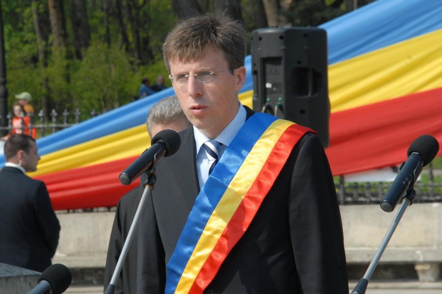 Киртоакэ хочет сделать День Европы национальным праздником