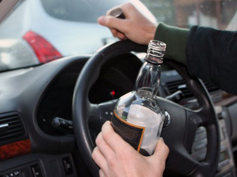 Сели за руль пьяными: двум водителям грозит уголовное наказание