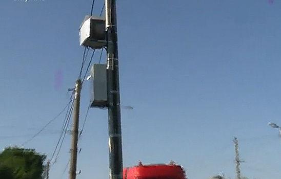 В Кишиневе установлены камеры, которые фиксируют среднюю скорость движения