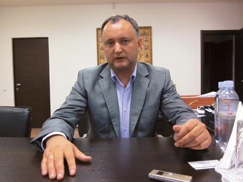 Игорь Додон подвел первые итоги года ассоциации Молдовы с ЕС