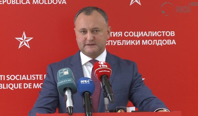 Плахотнюк обещал уничтожить ПСРМ за отказ Додона стать «премьером олигархов»