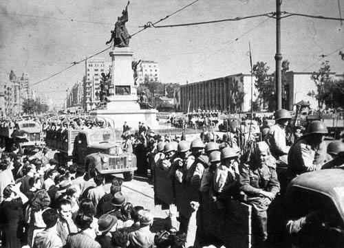 Сегодня 71 год со дня окончания Ясско-Кишинёвской операции