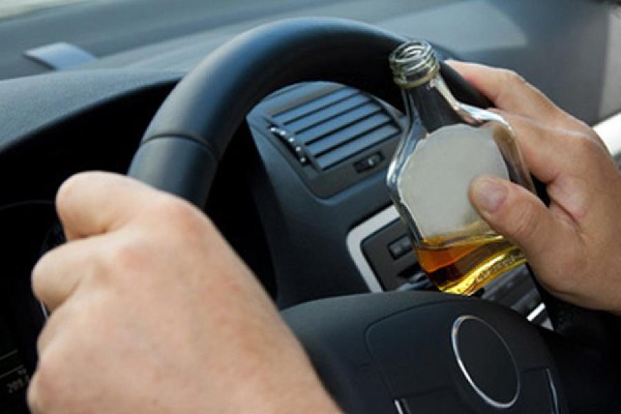 """В Приднестровье водитель """"заработал"""" уголовное дело, прокатившись за рулем пьяным"""