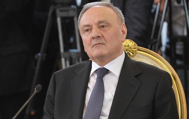 Глава администрации президента Молдовы отказался подать в отставку