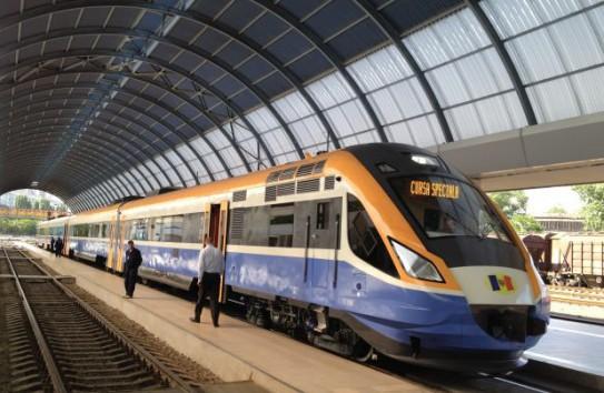 С 1 октября будет открыт новый маршрут поезда Кишинев-Яссы