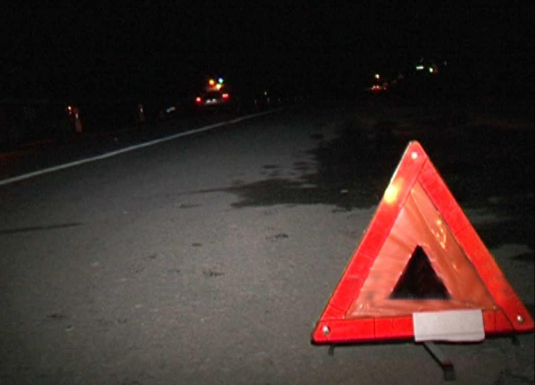 Авария в столице на перекрестке Измайловской и Кантемира