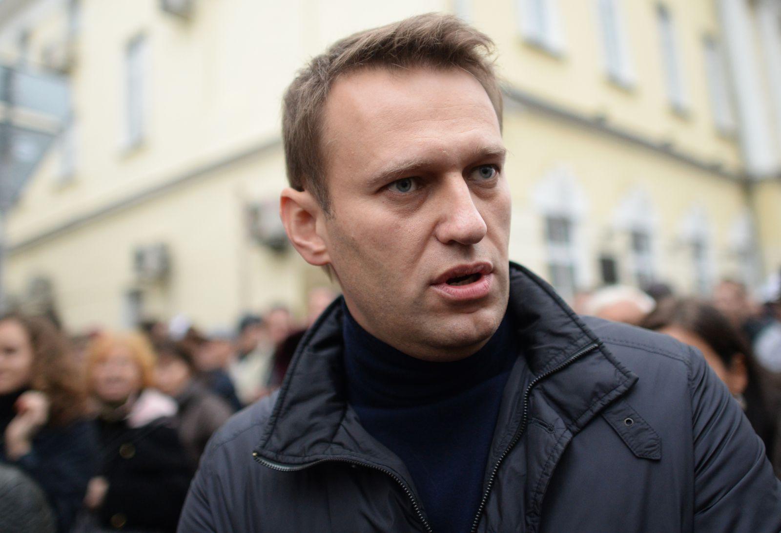 Навальный обвинил Кадырова в убийстве Немцова (видео)