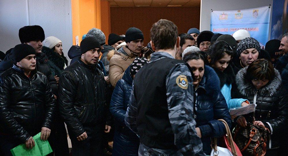 Утвержден план реализации миграционной политики РФ до 2020 г.