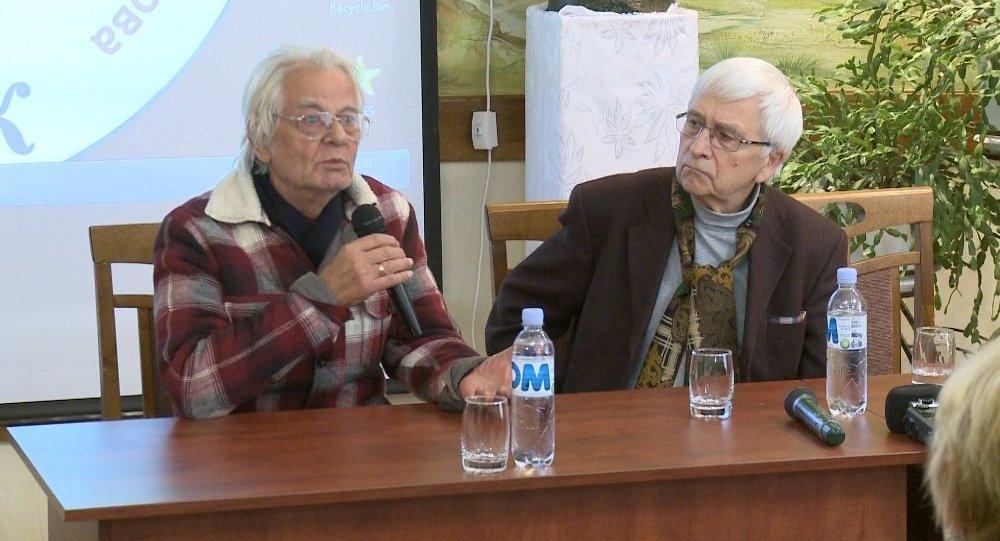 Вадим Дербенев приехал в Кишинев спустя 27 лет